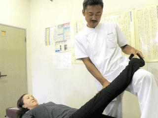 筋膜リリース 膝痛